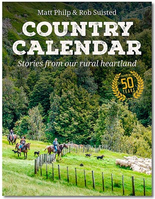 Country CalendarBook Rob Suisted