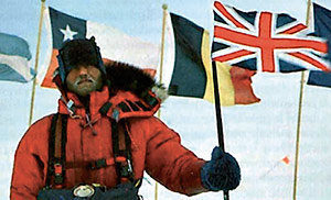 Robert Swan, South Pole