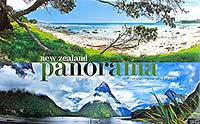 2011 New Zealand Panorama calendar by Rob Suisted