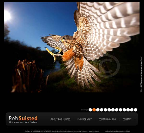 Rob Suisted commercial photography, Wellington, New Zealand