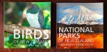 Rob Suisted's new book titles due any day - New Zealand Birds book, and National Parks Book