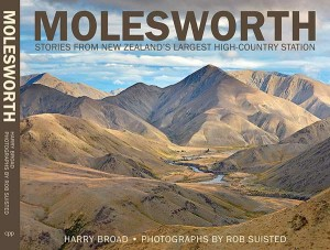 Molesworth Station Book cover
